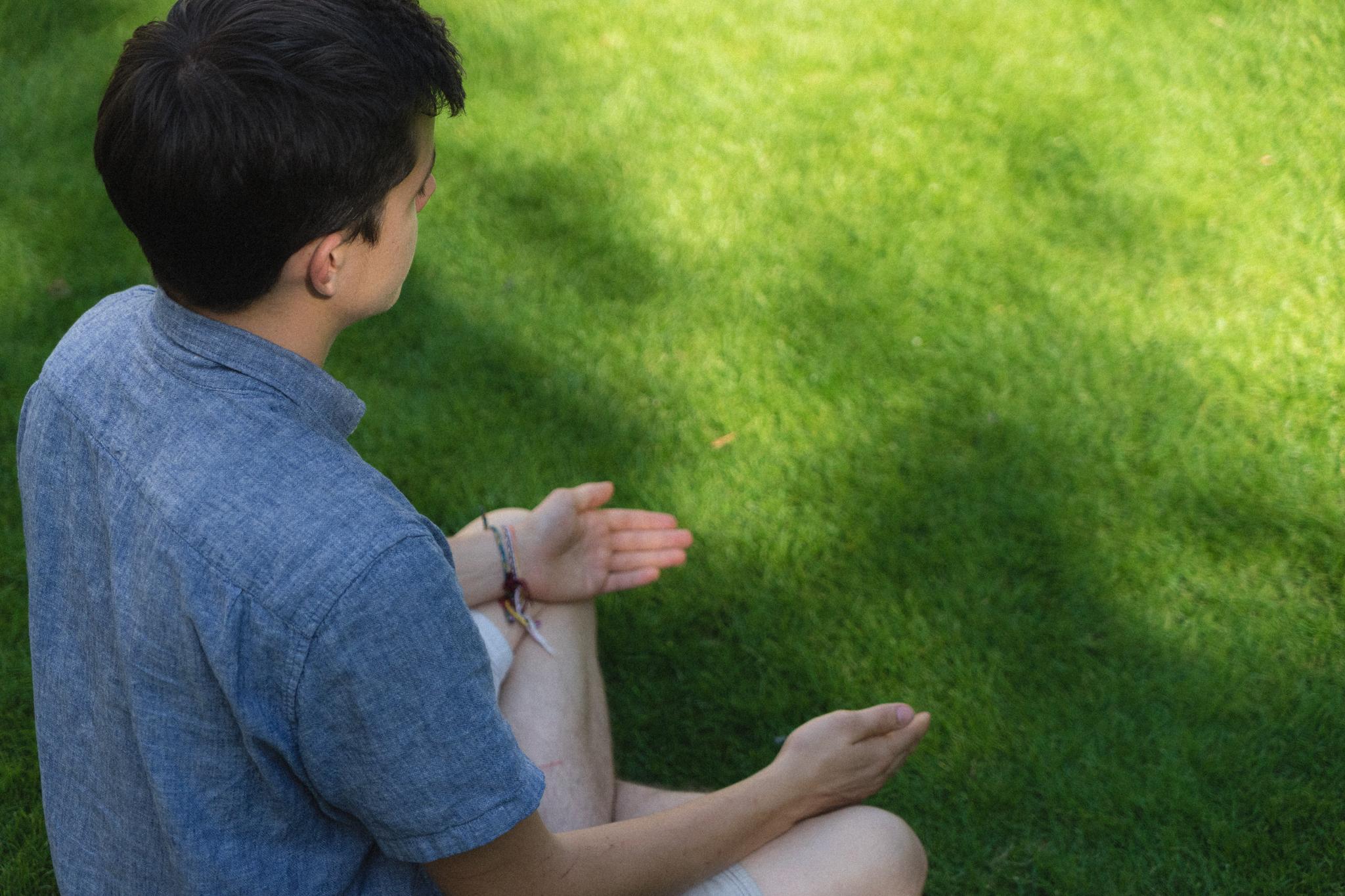 Meditace pro pocit spokojenosti  | 5 min
